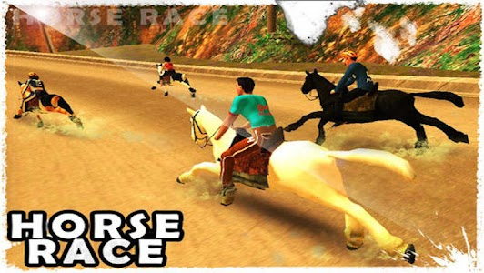 Horse Race ( 3D Racing Games ) v1.0