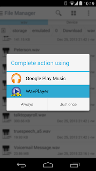 WavPlayer