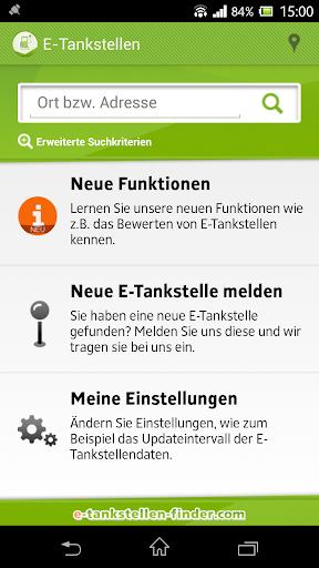 E-Tankstellen