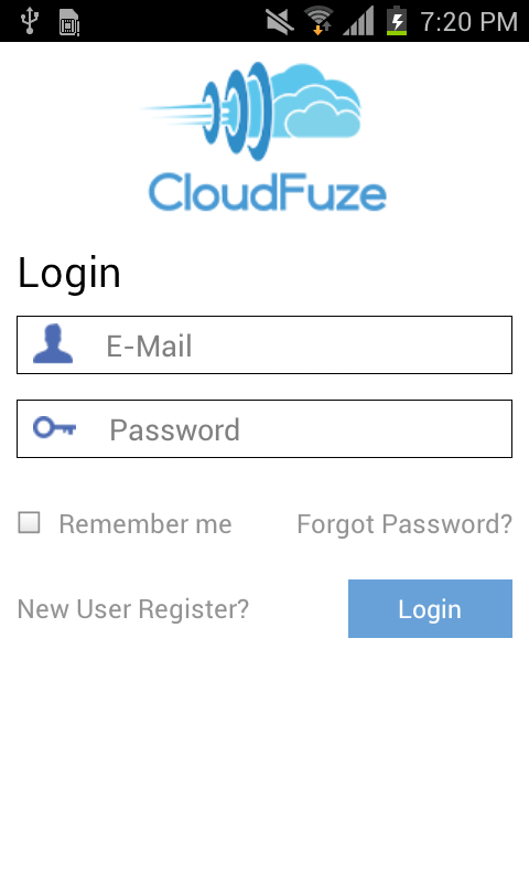 CloudFuze - Cloud File Manager- screenshot