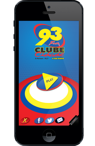 Radio Clube Cidade 93 FM