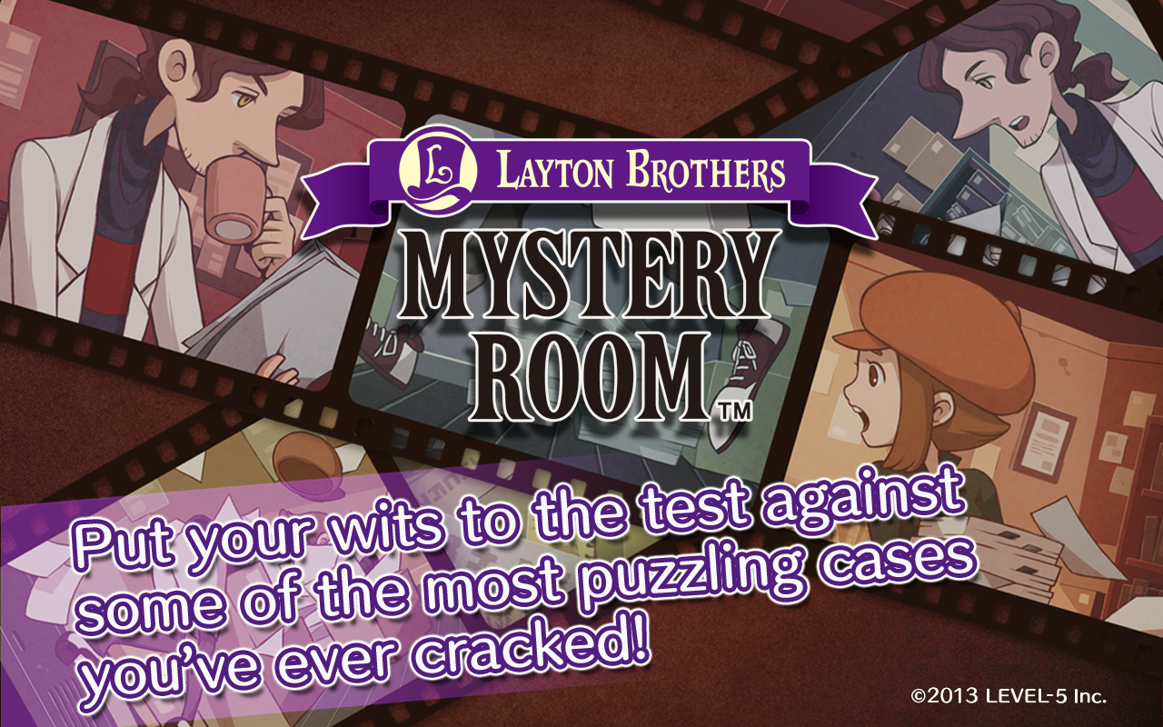 LAYTON BROTHERS MYSTERY ROOM- screenshot