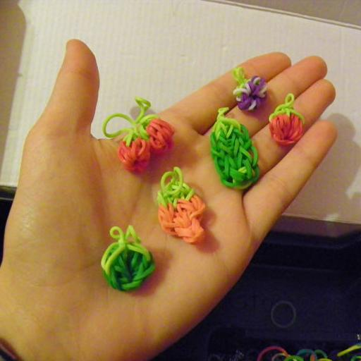 【免費生活App】Rainbow Loom Charms Tutorial-APP點子