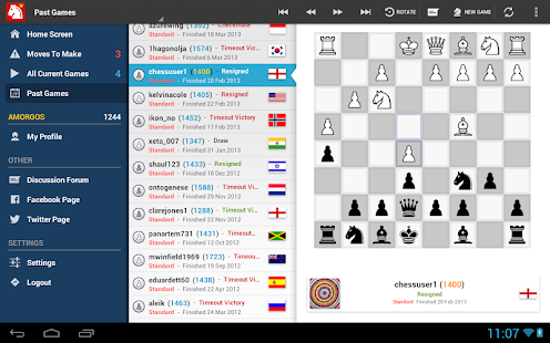 Chesspresso Screenshot 18