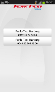 Taxi Harburg screenshot