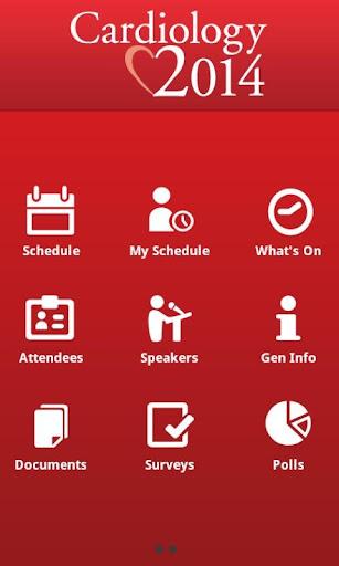 【免費醫療App】Cardiology 2014-APP點子