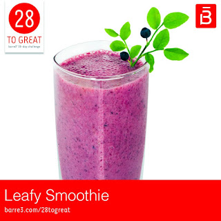 Leafy Smoothie