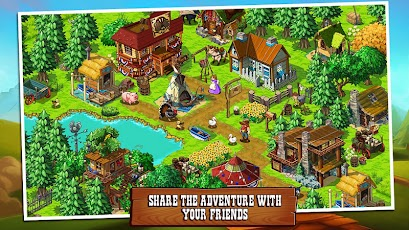 Oregon Trail: Settler (Unlimited Money Cheat) Mod v1.1.8 APK | APK HUT