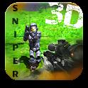 Sniper Seal 3D icon