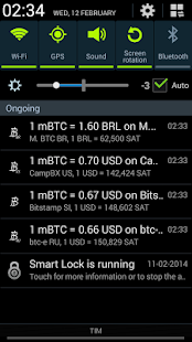 Bitcoin Paranoid Screenshot