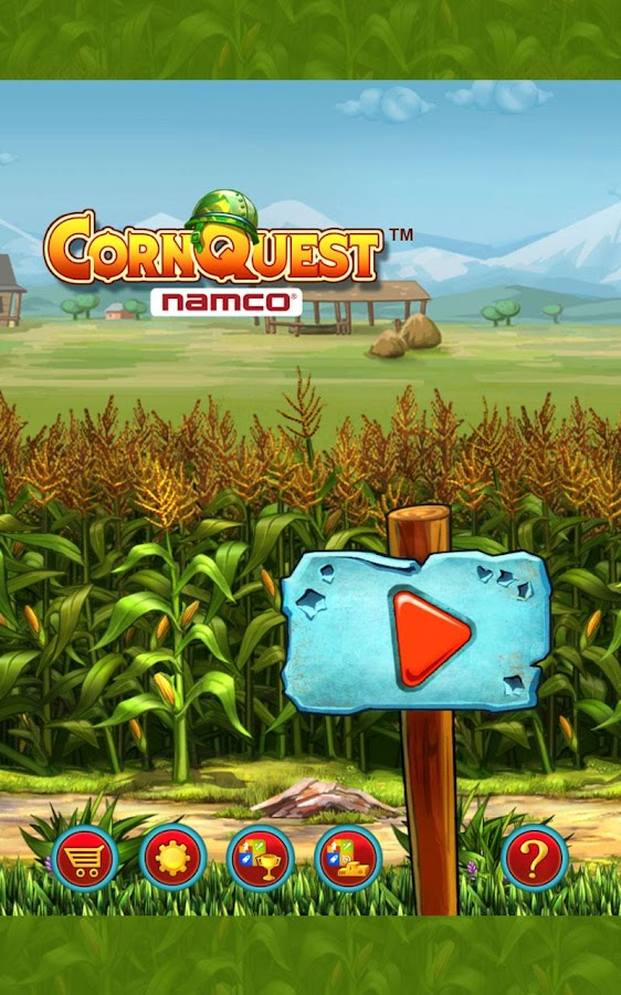 Corn Quest - screenshot
