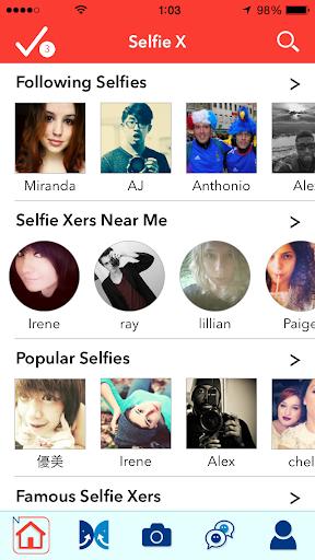 Selfie X