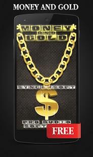 Peníze a zlato - náhled
