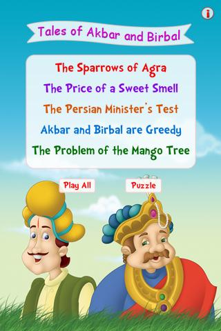 Tales of Akbar and Birbal