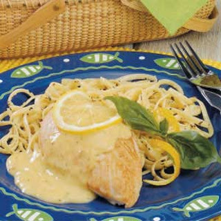 Chicken in Creamy Gravy.