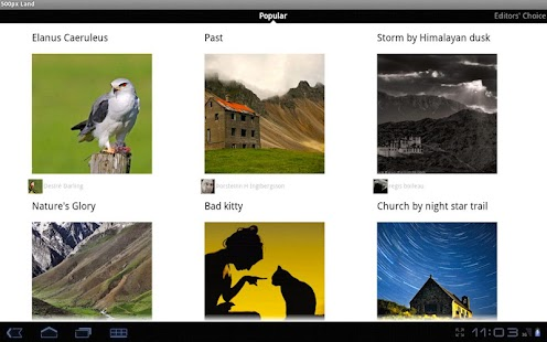 500px Land- screenshot thumbnail