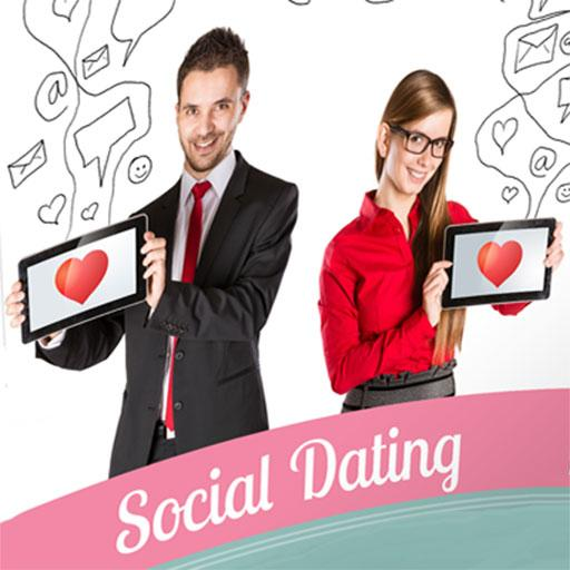 Social Dating LOGO-APP點子