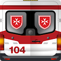 Ambulance / Mentő logo