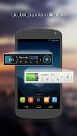 GO Battery Saver &Power Widget Screenshot 1