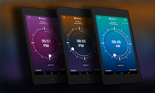Alarmr Pro: Modern alarm clock v1