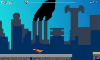 Screenshot of Fox Dash