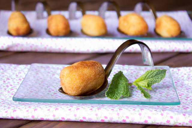 Codfish and Egg Croquettes Recipe