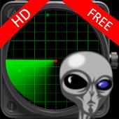 Alien / UFO radar HD free