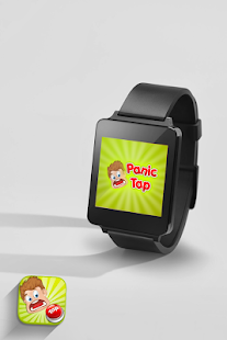 Panic Tap - Android Wear - screenshot thumbnail