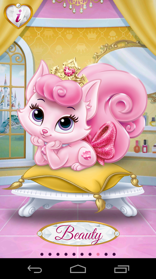 Disney Princess Palace Pets- screenshot