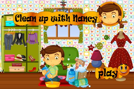 清理与南希