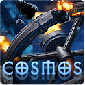 Cosmos GO Reward Theme logo