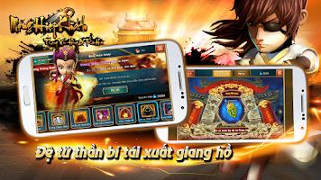 Screenshot of Mộng Hiệp Khách-Phong Vân