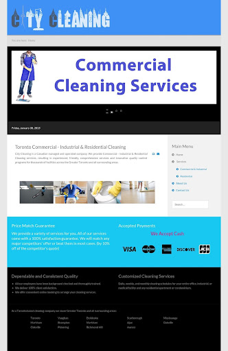 Toronto Cleaning