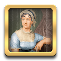Jane Austen Quotes with Widget logo