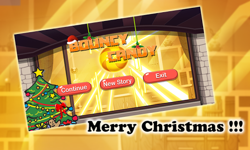 【免費解謎App】Bouncy Candy : Xmas-APP點子