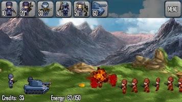 Screenshot of Mini Wars Pro