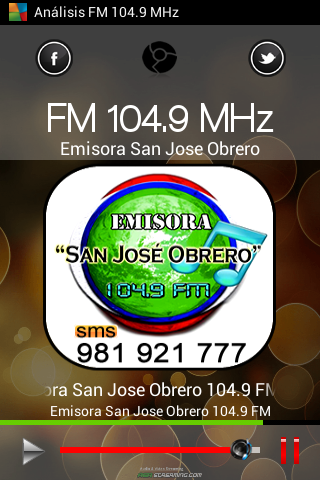 EMISORA SAN JOSE OBRERO 104.9