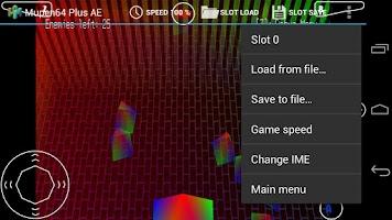Screenshot of Mupen64Plus AE (N64 Emulator)