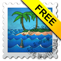 Paper Ocean LiveWallpaper FREE icon