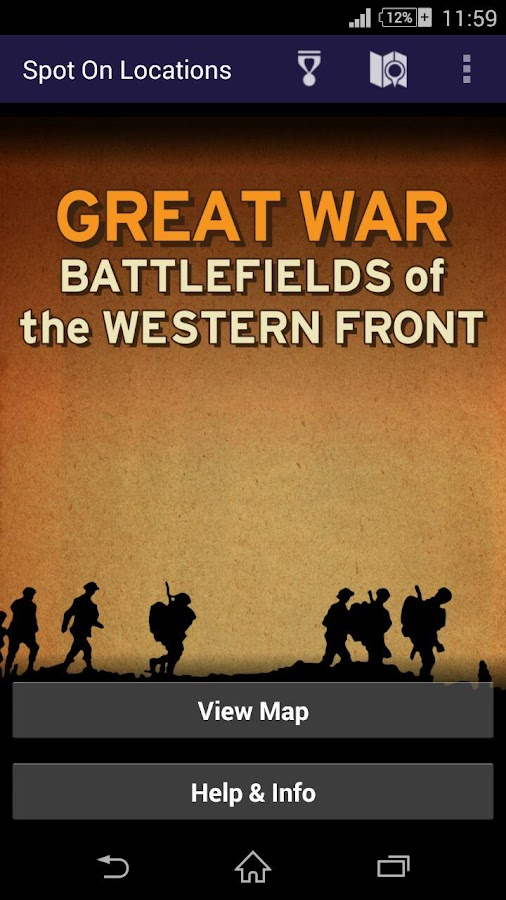 Great War & The Western Front- screenshot