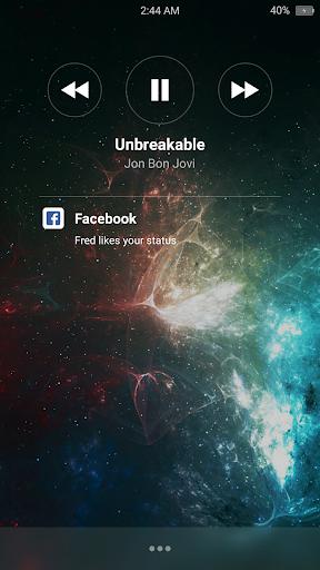 Slide to unlock - Lock screen  screenshots 4