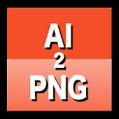 AdobeIllustrator 2 PNG Convert