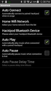 MuseHack Lite - screenshot thumbnail