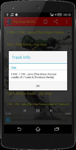 Hip Hop MUSIC Radio WorldWide  screenshots 4