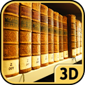 Escape 3D: Library icon
