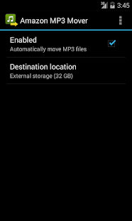 Amazon MP3 Mover