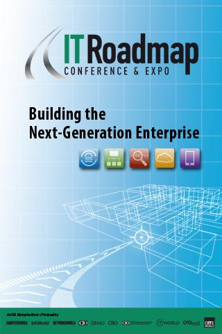IT Roadmap Conf & Expo - screenshot