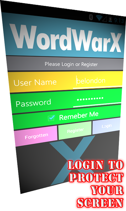 WordWarX Anagram Word Game Pay- screenshot