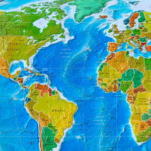 The world map puzzle android apps on google play the world map puzzle gumiabroncs Images