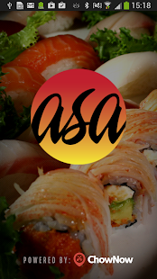 ASA Hibachi Sushi Lounge- screenshot thumbnail
